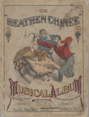 "The ""Heathen Chinee Musical Album"""