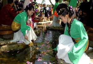 qushuiliushang revival