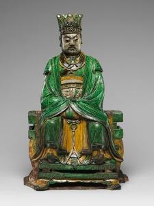 Zhao Gong Ming Statue