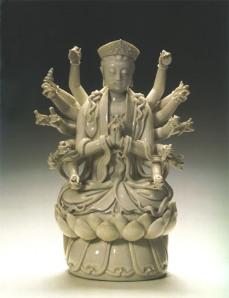 Dou Mu Statuette