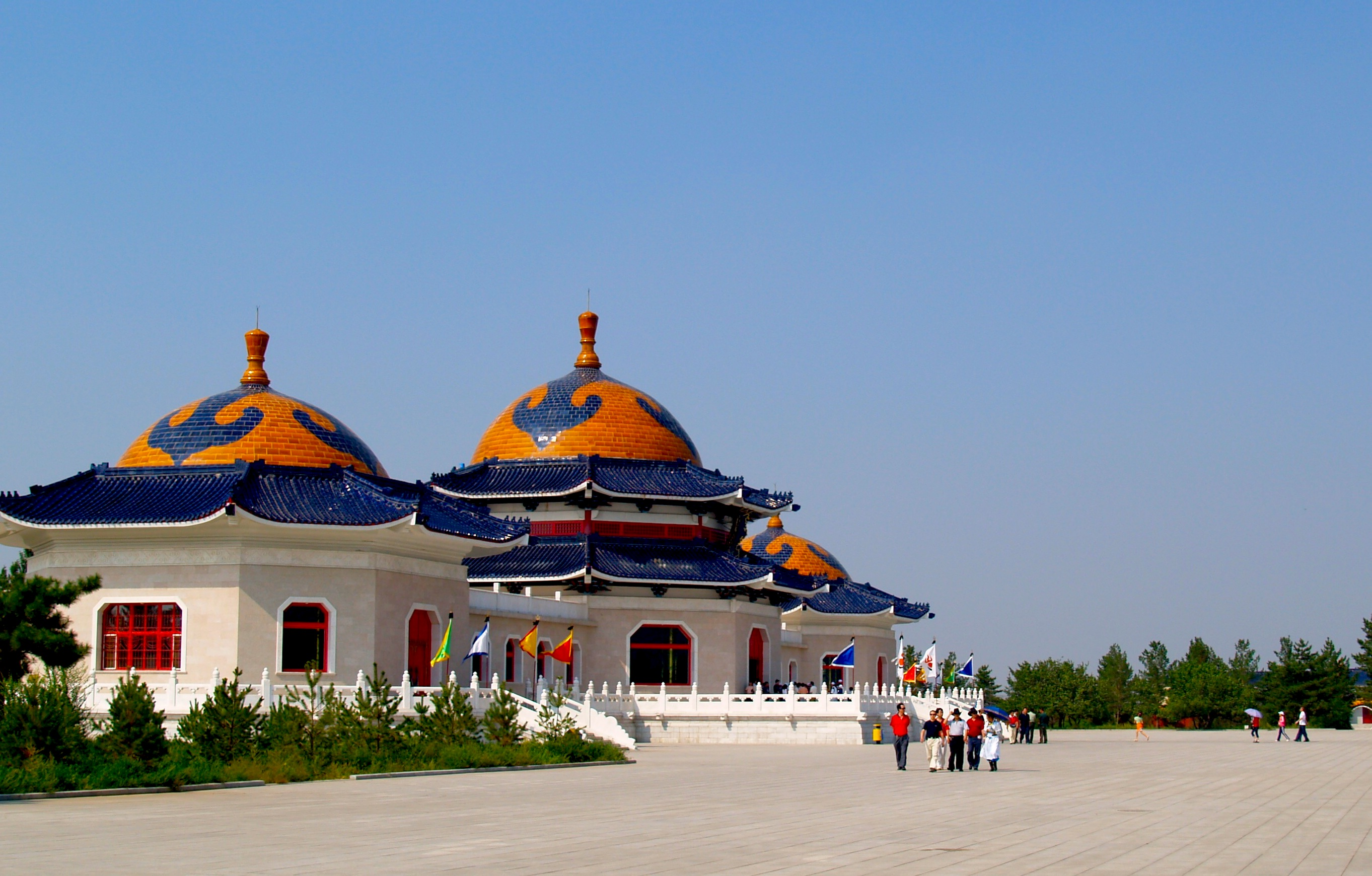 3 Days - Inner Mongolia Essence Tour : Hohhot - CITS |Inner Mongolia Housing