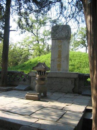 Tomb of Confucius, Qufu, Shandong Province