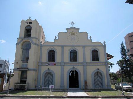 St. Peter's Church, Melaka (Malacca)