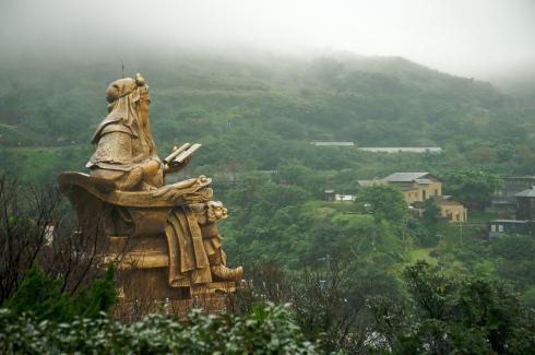 Jin Gua Shi, Taiwan. Credit: Fred Hsu.