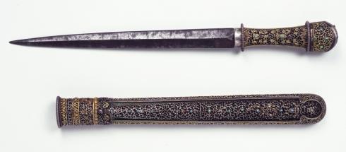 Buddhist dagger.