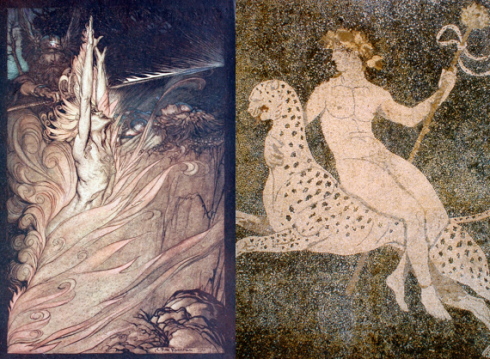 loki and dionysos
